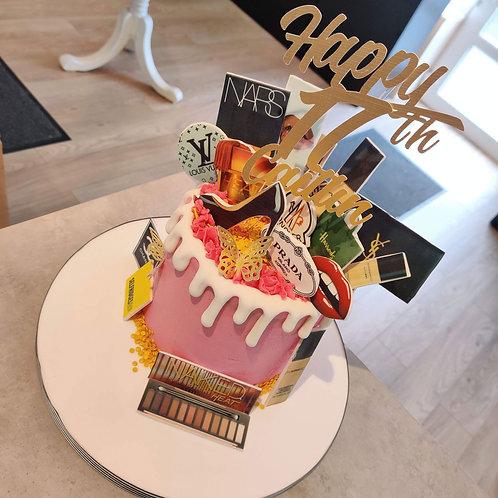 Trendy Girls cake in Liverpool
