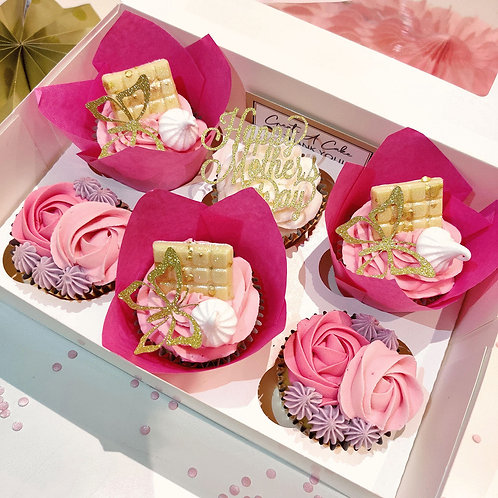 🌸 Pretty Special - Mother's Day Cupcakes