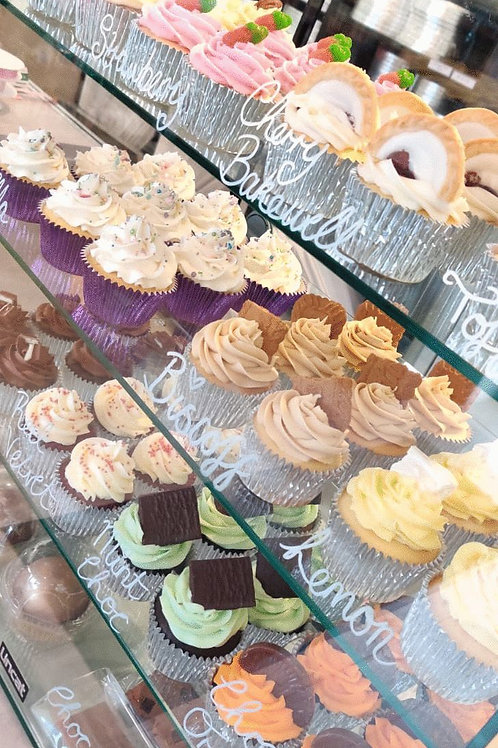 cupcakes in Liverpool