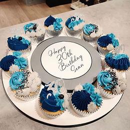 Birthday Cupcake Board 🧁