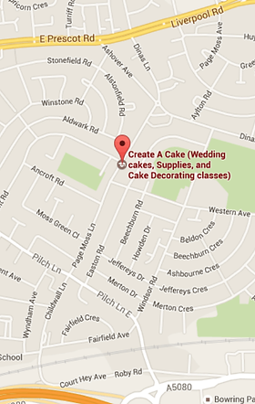 Need a cake shop in Liverpool Huyton