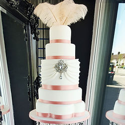 Wedding Cakes, cake tiers and wedding cupcakes in Liverpool