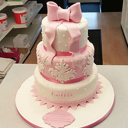 Christening cakes for girls and boys, cheap christening cakes, christening cake toppers in Liverpool