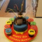 Birthday cakes for boys, boys celebration cakes in Liverpool