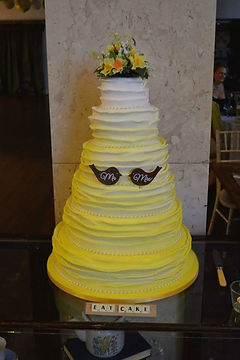 wedding cake in liverpool