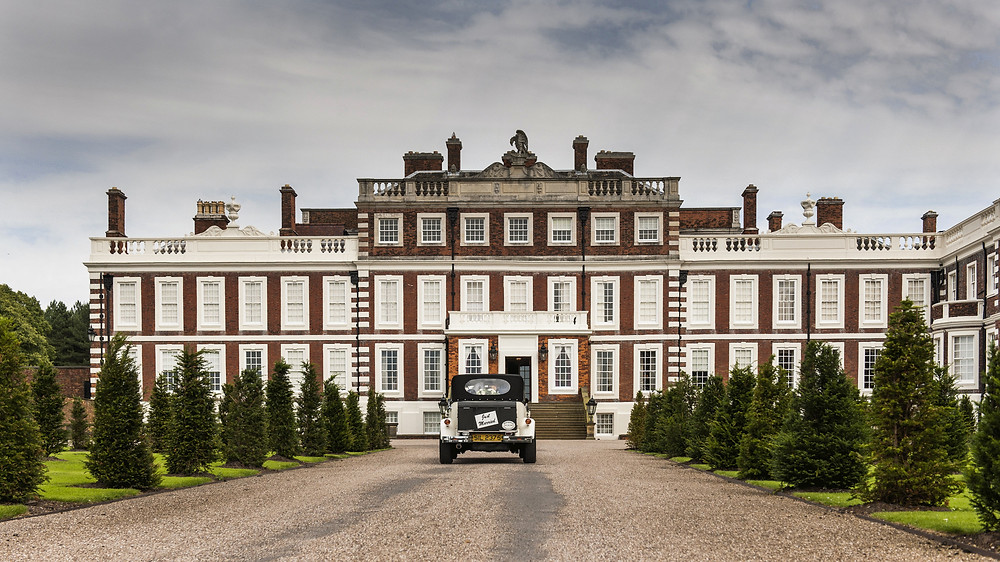Knowsley Hall Weddings