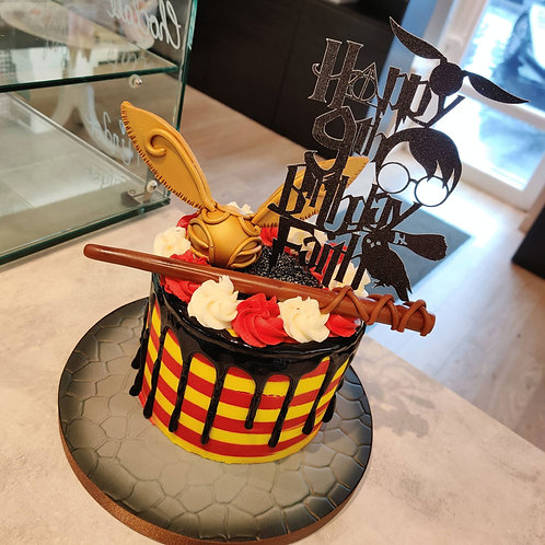 Harry Potter cake in liverpool