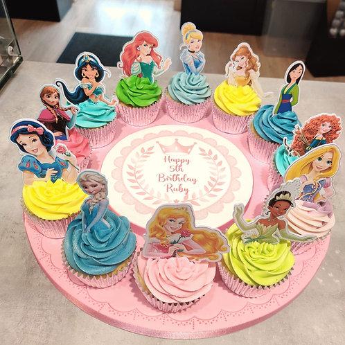Princess Cupcakes in Liverpool