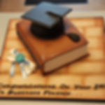 Graduation cake, graduation hat cake, perfect graduation gifts in Liverpool