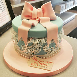 Birthday cakes for her, perfect gifts for her, womens celebration cakes in Liverpool