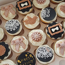 Cupcakes, Baby shower cupcakes, Wedding cupcakes, cupcake toppers Liverpool