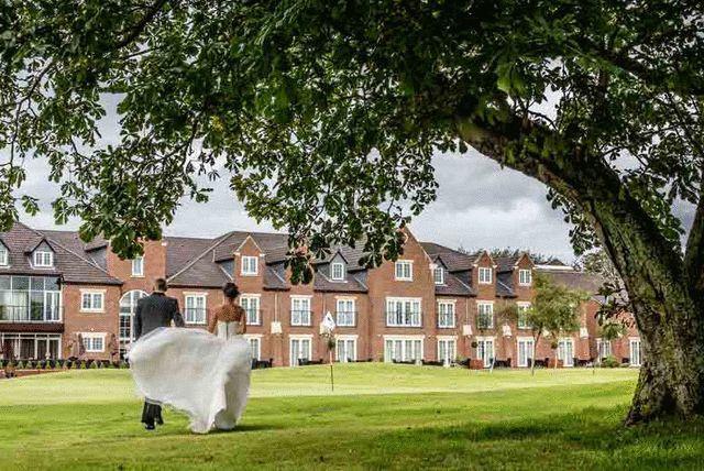 Formby Hall Wedding Fair