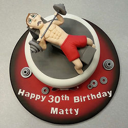 Birthday cakes for him, perfect gifts for him, mens celebration cakes in Liverpool