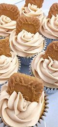 Biscoff Cupcakes 😍