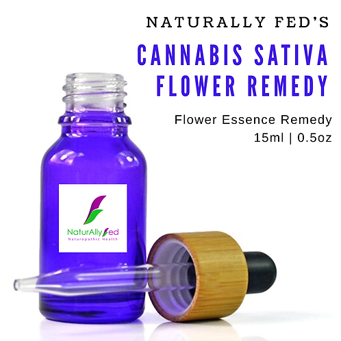 Cannabis Flower Remedy