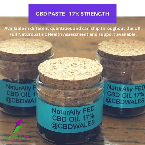 CBD paste - 17% strength