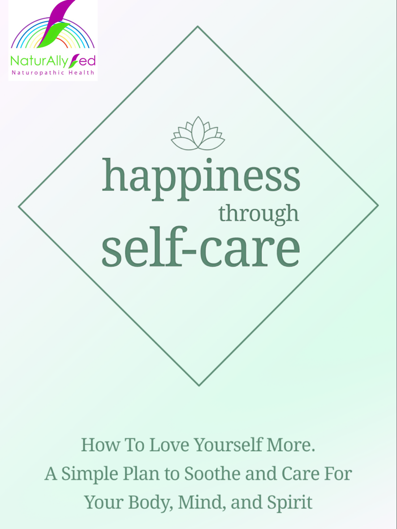 Happiness thrugh self-care