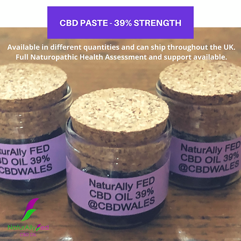 CBD paste - 50% strength
