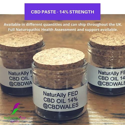 CBD paste - 14% strength