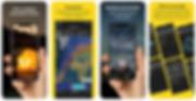 Mejores aplicaciones de fotgrafía ara el móvil