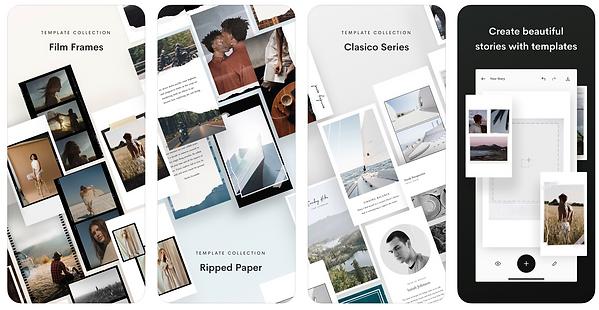 Mejores aplicaciones para instagram stories