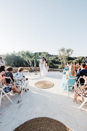 Boda en Na Bona Menorca