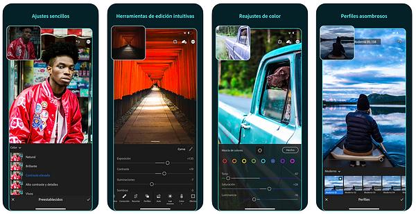 Mejores aplicaciones de fotogafía para el móvil