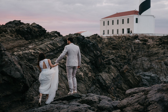 Sesión de fotos de pareja en Faváritx