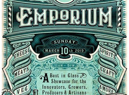Laneberg Wine comes to Emporium Sunday 10th March