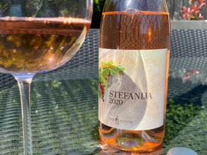 Celebrating National Rosé Day with Restaurant Pine