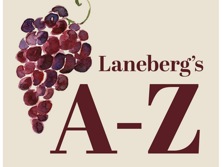 A-Z of Wine - March