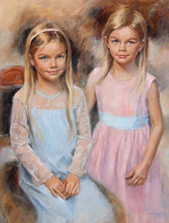 Portrait commission of twin girls.jpg