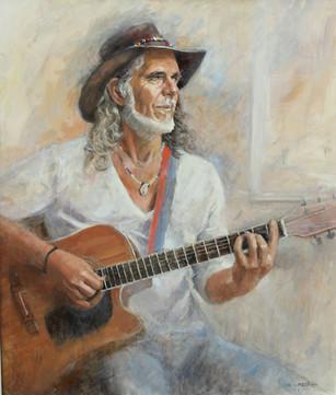 Portrait of David Marks