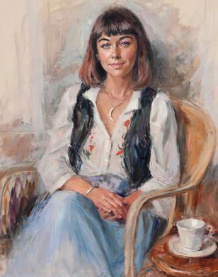 Portrait of Faye