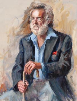 Portrait of Stewart 22in x 28in