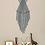 Thumbnail: Baby Blue Macrame Wall Hanging
