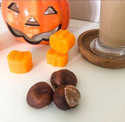 Pumpkin Spice Pumpkin Wax Melts