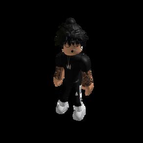 Boy Slender Outfit #5 🖤