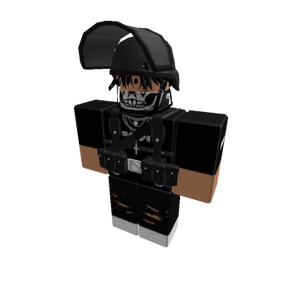 Swat Oder Outfit #1 🖤