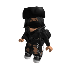 Girl Emo Outfit #1 🖤