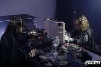 w/Mizuki & VJ Synthezia