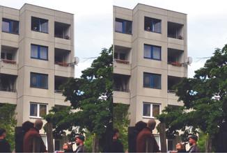 experimental balcony concert