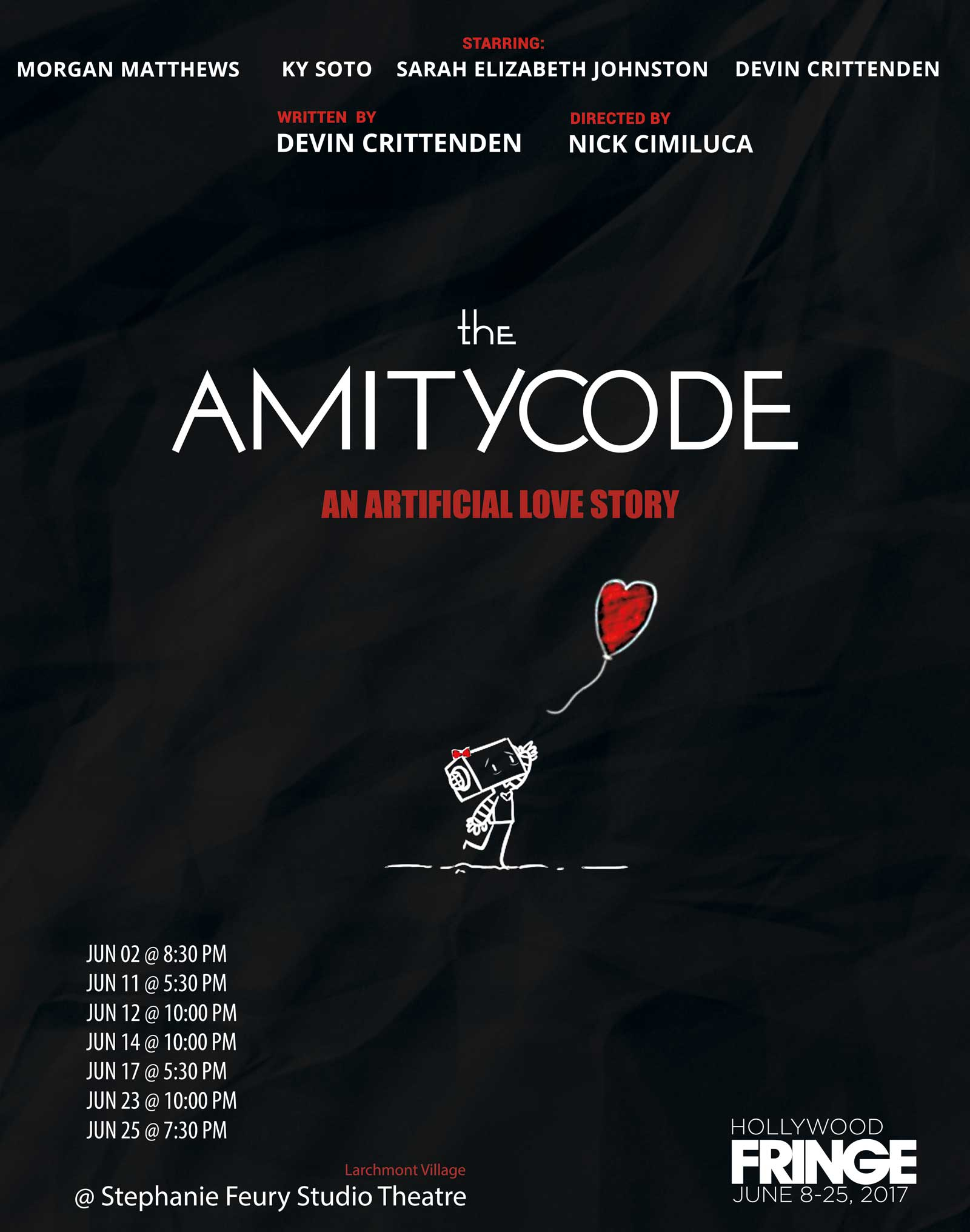 the AMITYCODE