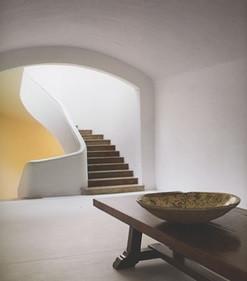 על מדרגות, ועיצוב
