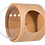 Thumbnail: MYZOO Spaceship Gamma (Oak) Wall Mounted Cat Bed