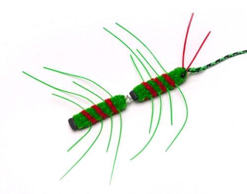 Neko Flies / Pet Ki Kattipede (Centipede) Cat Toy Attachment