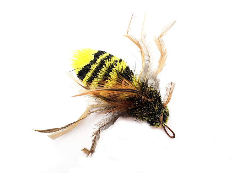 Purrs Wasp Cat Wand Attachment Toy
