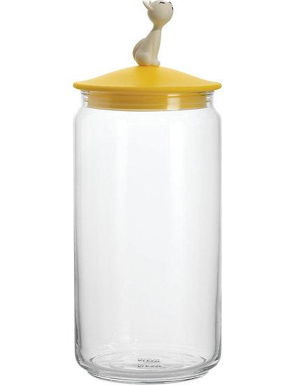 Alessi Mio Jar Cat Food Storage Jar