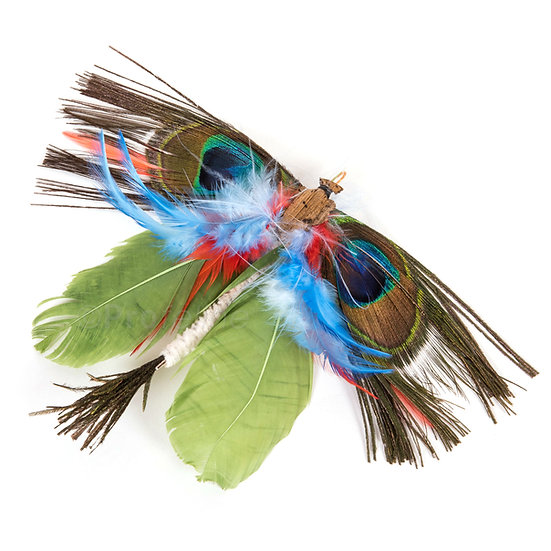 Bird of Paradise Butterfly Cat Toy Attachment