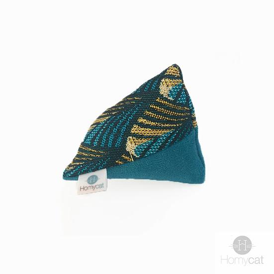 Homycat Mini Pyramid Catnip Pillow